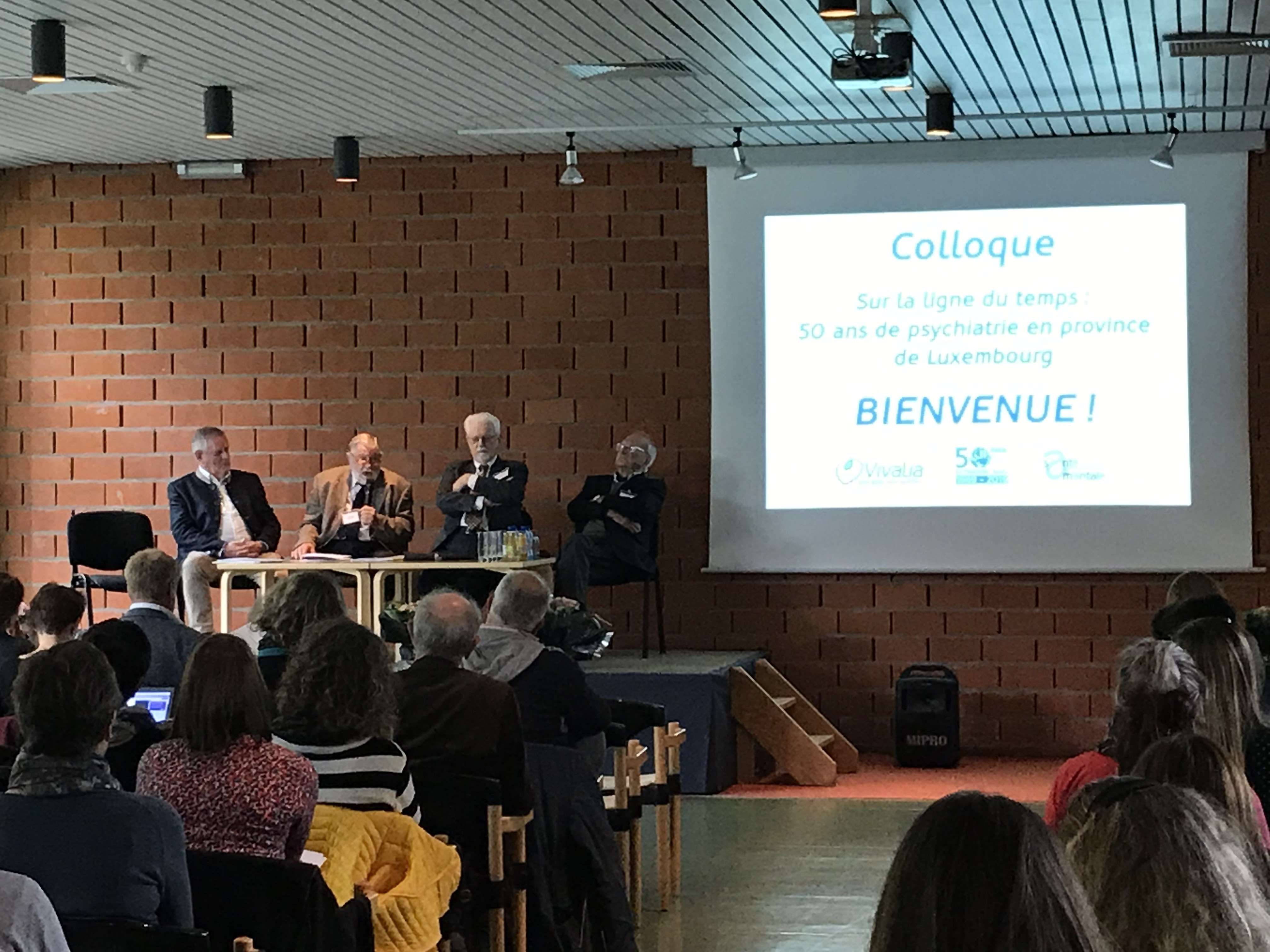 table ronde - 50 ans cup